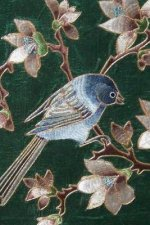 Journal: Chinese Bird Embroidery Print