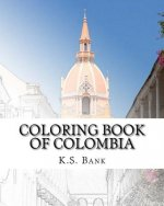 Coloring Book of Colombia