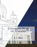 Coloring Book of Finland.
