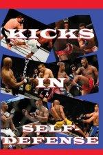 The Kicks in Self-Defense