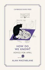 How Do We Know: Advice for April