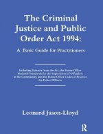 Criminal Justice and Public Order Act 1994
