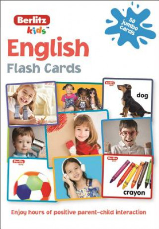 Berlitz Flash Cards English