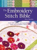 Embroidery Stitch Bible