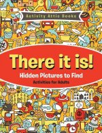 There It Is! Hidden Pictures to Find Activities for Adults