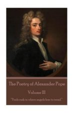 "The Poetry of Alexander Pope - Volume III: ""Fools Rush in Where Angels Fear to Tread."""