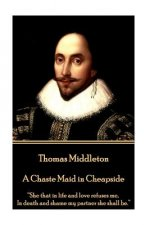 "Thomas Middleton - A Chaste Maid in Cheapside: ""She That in Life and Love Refuses Me, in Death and Shame My Partner She Shall Be."""