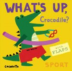 What's Up Crocodile?