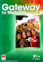 GCOM Gateway to Maturita B1+ Student's Book Pack