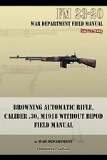 Browning Automatic Rifle, Caliber .30, M1918 Without Bipod