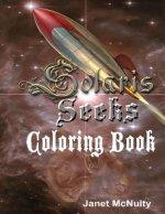 Solaris Seeks: Coloring Book