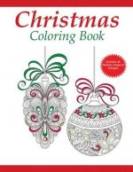 Christmas Coloring Book: A Holiday Coloring Book for Adults