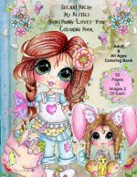 Sherri Baldy My Besties Somebunny Loves You Coloring Book: Vol 43