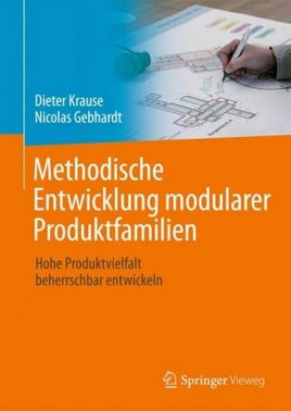 Methodische Entwicklung modularer Produktfamilien