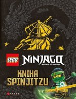 LEGO NINJAGO Kniha Spinjitzu