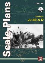 Scale Plans 46: Junkers Ju 88 A-D
