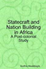 Statecraft and Nation Building in Africa: A Post-Colonial Study