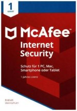 McAfee Internet Security 1 Device, 1 Code in a Box