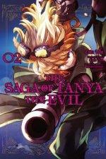 Saga of Tanya the Evil, Vol. 2 (manga)