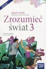 Zrozumiec swiat 3 Jezyk polski Podrecznik