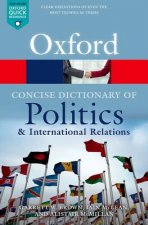 Concise Oxford Dictionary of Politics and International Relations