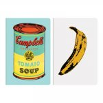 Andy Warhol Mini Notebook Set