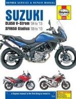 Suzuki DL650 V-Strom & SFV650 Gladius (04 - 13)