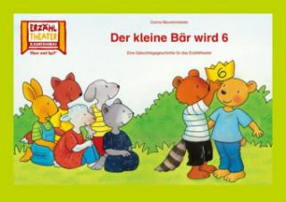 Kamishibai: Der kleine Bär wird 6