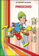 Rozprávková maľovanka Pinocchio