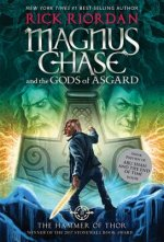 MAGNUS CHASE & THE GODS OF ASGARD BOOK 2