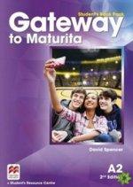 GCOM Gateway to Maturita A2 Student's Book Pack