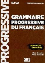 Grammaire progressive du Francais Perfect B2-C2