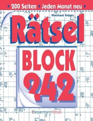 Rätselblock. Bd.242