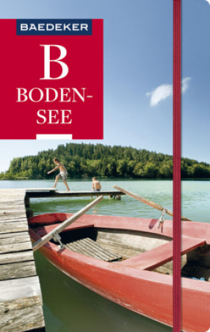Baedeker Reiseführer Bodensee