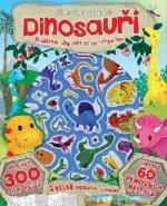 Dinosauři Prehistorický svět se samolepkami