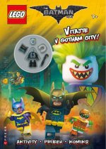 LEGO Batman Vitajte v Gotham City!