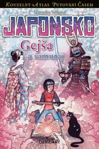 Japonsko Gejša a samuraj