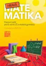 Hravá matematika 8 - PS pro 8. ročník ZŠ a víceletá gymnázia