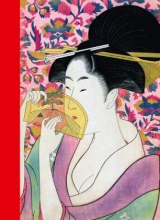 Japanische Farbholzschnitte: Postkartenbuch