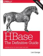 Hbase: The Definitive Guide, 2e