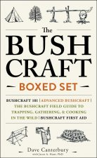 Bushcraft Boxed Set: Bushcraft 101; Advanced Bushcraft; The Bushcraft Field Guide to Trapping, Gathering, & Cooking in the Wild; Bushcraft