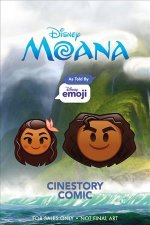 Disney Moana: As Told by Emoji