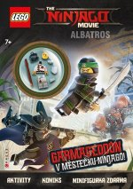 LEGO NINJAGO Garmageddon v městečku Ninjago
