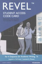 Revel for a Sequence for Academic Writing -- Access Card