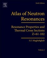 Atlas of Neutron Resonances: Resonance Properties and Thermal Cross Sections Z=61-102