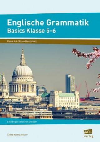 Englische Grammatik - Basics Klasse 5-6