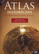 Atlas historyczny 5-8 Od starozytnosci do wspolczesnosci