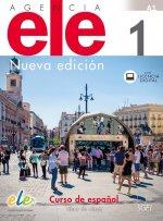 Agencia ELE 1 Podrecznik nueva edicion