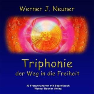 Triphonie - Der Weg in die Freiheit 39 Farbfrequenzkarten