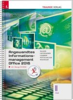 Angewandtes Informationsmanagement II HLW Office 2016 inkl. Übungs-CD-ROM